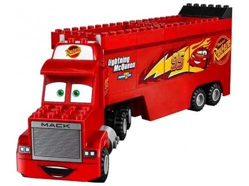 Конструктор LEGO Juniors 10745 Финальная гонка Флорида 500, вид 1