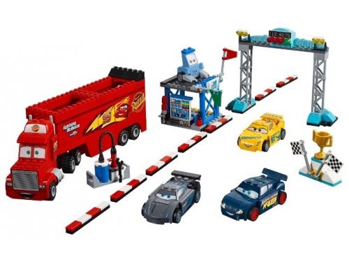 Конструктор LEGO Juniors 10745 Финальная гонка Флорида 500, вид 2