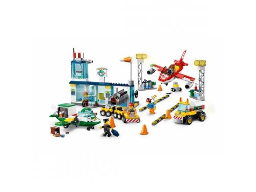 Конструктор LEGO Juniors 10764 Городской аэропорт, вид 1