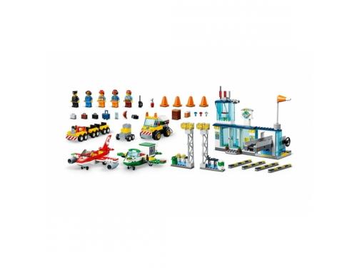 Конструктор LEGO Juniors 10764 Городской аэропорт, вид 2