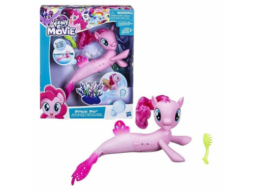 Игрушки для девочек Hasbro My Little Pony Пони подводная Пинки Пай (C0677), вид 1