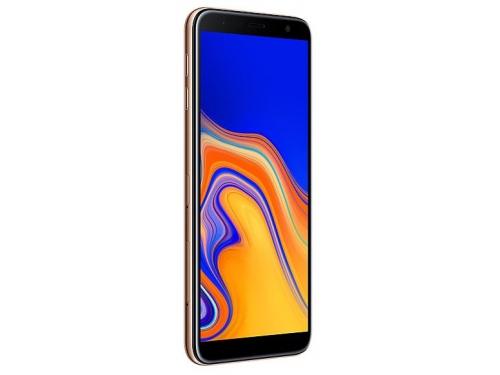 Смартфон Samsung Galaxy J4+ (2018) SM-J415 3/32GB, золотистый, вид 3