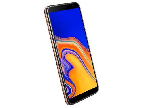 Смартфон Samsung Galaxy J4+ (2018) SM-J415 3/32GB, золотистый, вид 5