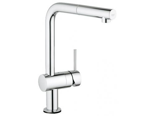 Кухонный смеситель Grohe Minta Touch 31360000 для кухни, Сенсорный, хром, вид 1