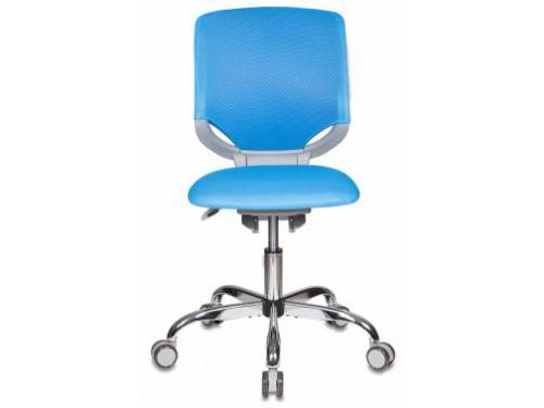 Компьютерное кресло Бюрократ KD-7/TW-55 голубое, вид 2