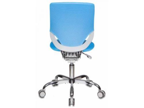 Компьютерное кресло Бюрократ KD-7/TW-55 голубое, вид 3