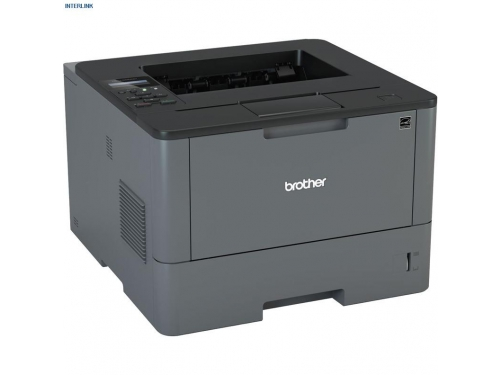 Лазерный ч/б принтер Brother HL-L5000D (лазерный), вид 1
