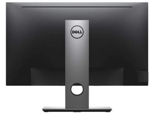 Монитор Dell P2717H, черный, вид 4