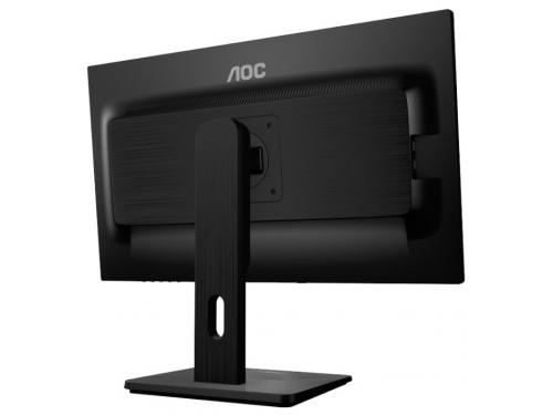 Монитор AOC E2475PWJ, черный, вид 2