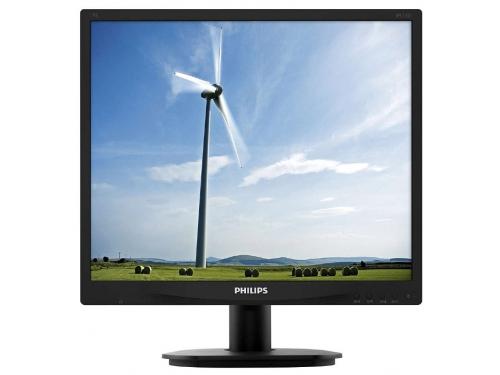 Монитор Philips 19S4QAB, черный, вид 2