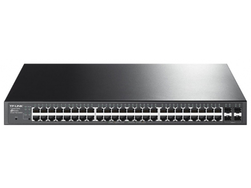 ���������� (switch) TP-Link T1600G 52PS (�����������), ��� 1