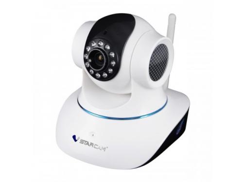 IP-камера VStarcam T6835WIP, бело-чёрная, вид 1