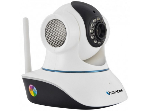 IP-камера VStarcam T6835WIP, бело-чёрная, вид 2