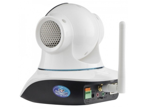 IP-камера VStarcam T6835WIP, бело-чёрная, вид 4