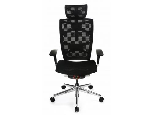 Компьютерное кресло Бюрократ 811/Black клетка, вид 1