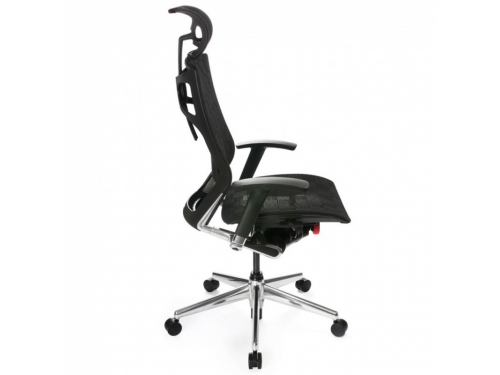 Компьютерное кресло Бюрократ 811/Black клетка, вид 2