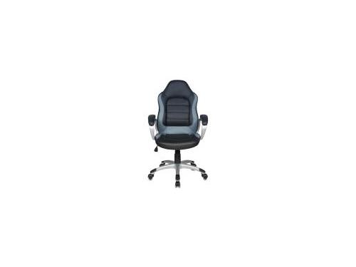 Компьютерное кресло Бюрократ CH-825S/Black Grey, вид 1