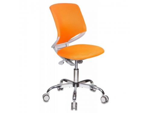 Компьютерное кресло Бюрократ KD - 7/TW - 96 - 1, оранжевое, вид 1