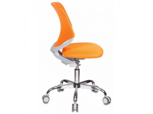 Компьютерное кресло Бюрократ KD - 7/TW - 96 - 1, оранжевое, вид 2