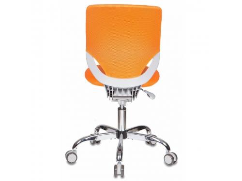 Компьютерное кресло Бюрократ KD - 7/TW - 96 - 1, оранжевое, вид 3