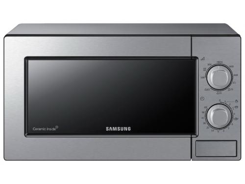 Микроволновая печь Samsung GE81MRTB, серебристая, вид 1