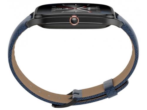 Умные часы Asus ZenWatch WI501Q, синие, вид 3