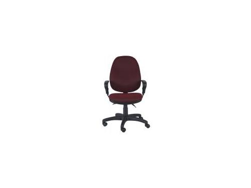 Компьютерное кресло Бюрократ T-612AXSN/Ch burgundy JP-15-6, вид 1