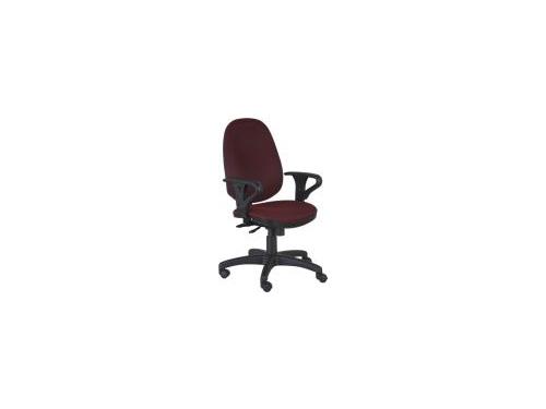 Компьютерное кресло Бюрократ T-612AXSN/Ch burgundy JP-15-6, вид 2