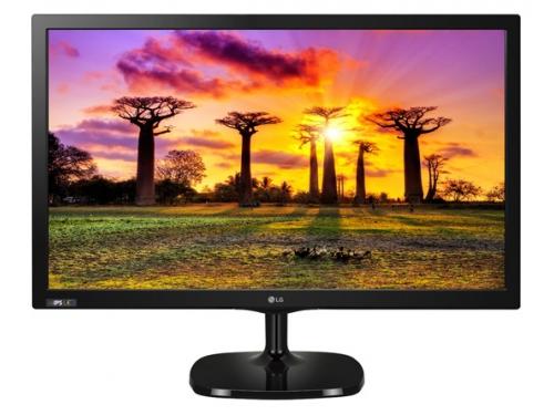 телевизор LG 22MT58VF-PZ, черный глянец, вид 2