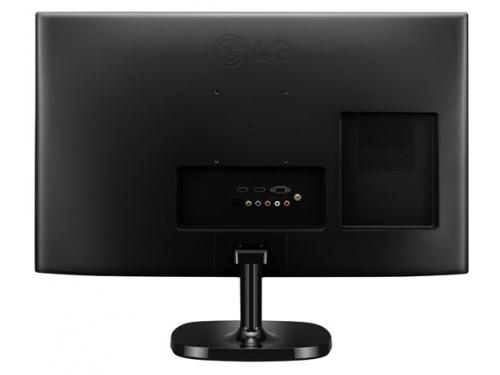 телевизор LG 22MT58VF-PZ, черный глянец, вид 6