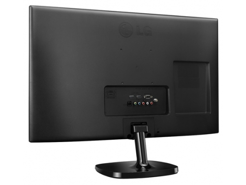 телевизор LG 22MT58VF-PZ, черный глянец, вид 7