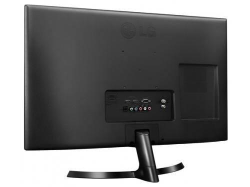 телевизор LG 27MT58VF-PZ, черный глянец, вид 7