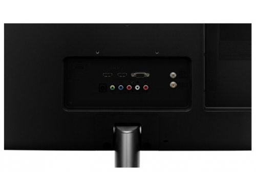 телевизор LG 27MT58VF-PZ, черный глянец, вид 8