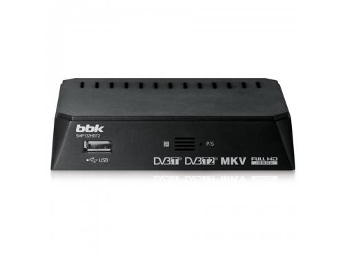 Ресивер BBK SMP132HDT2, темно-серый, вид 1