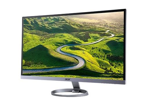 Монитор Acer H277HUsmipuz cеребристый, вид 1