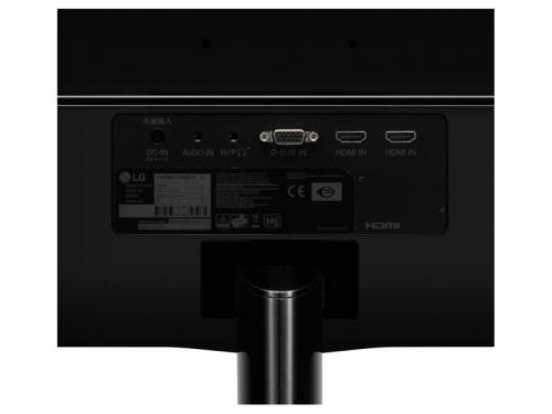 Монитор LG 27MP68HM-P, чёрный, вид 5