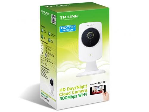 IP-камера TP-Link NC250, белая, вид 4