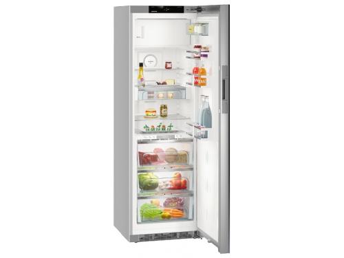 Холодильник Liebherr KBPgb 4354 черное стекло, вид 2
