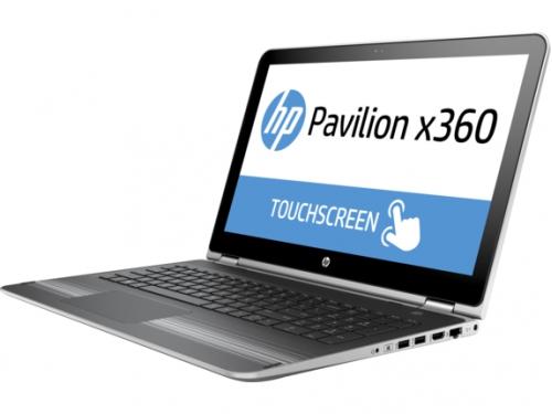 Ноутбук HP Pavilion x360 15-bk001ur , вид 3