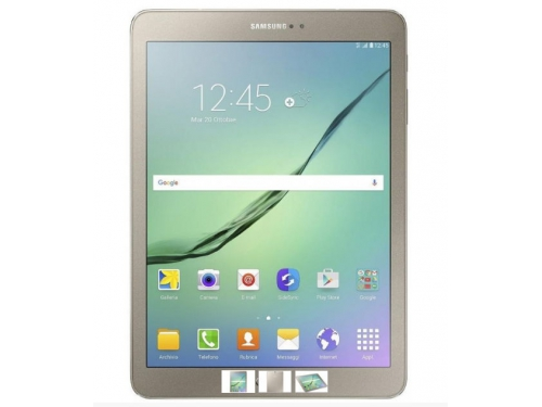 Планшет Samsung Galaxy Tab S2 SM - T819N, золотистый, вид 1