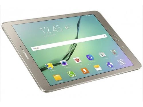 Планшет Samsung Galaxy Tab S2 SM - T819N, золотистый, вид 2