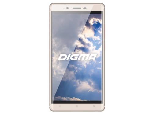 Смартфон Digma S502F 3G VOX 8Gb, золотистый, вид 1