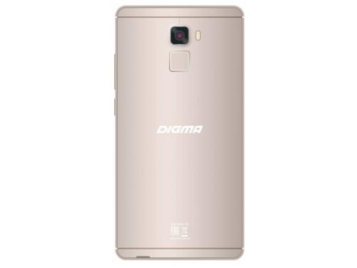 Смартфон Digma S502F 3G VOX 8Gb, золотистый, вид 2