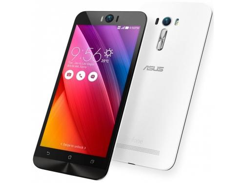 Смартфон Asus Zenfone 2 Laser ZE500KL, белый, вид 2