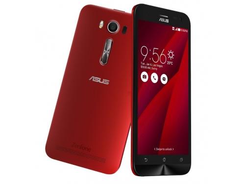 Смартфон Asus Zenfone 2 Laser ZE500KL, красный, вид 3
