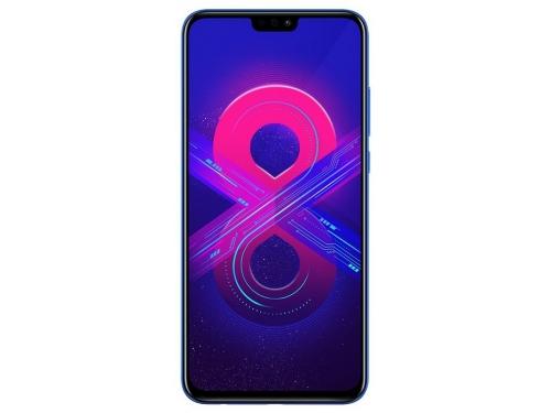 Смартфон Honor 8X 64Gb (JSN-L21), синий, вид 1