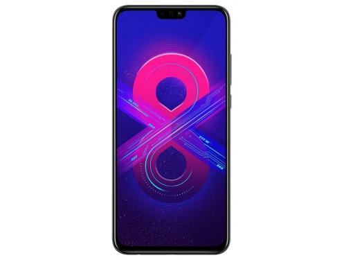 Смартфон Honor 8X 64Gb Blue (JSN-L21), черный, вид 2