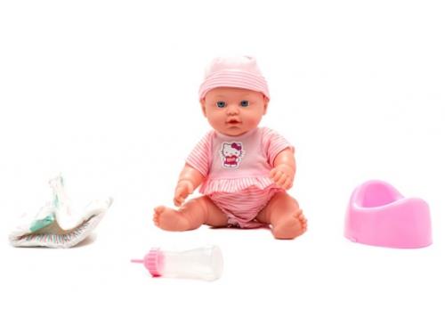 Кукла Карапуз Hello Kitty, 4 функции (W21309A-Hello Kitty) 30см, вид 2