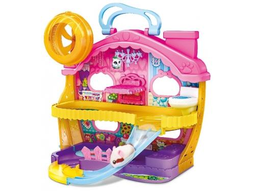Игрушка 1Toy Хома Дома, Хомы Дом со звуковыми эффектами (5х3,2х3см)  набор, вид 2
