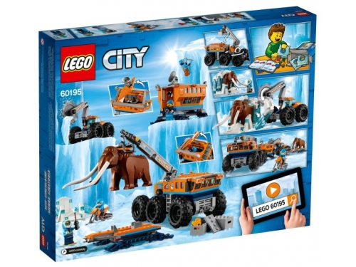 Конструктор Lego City Arctic Expedition (60195), вид 2